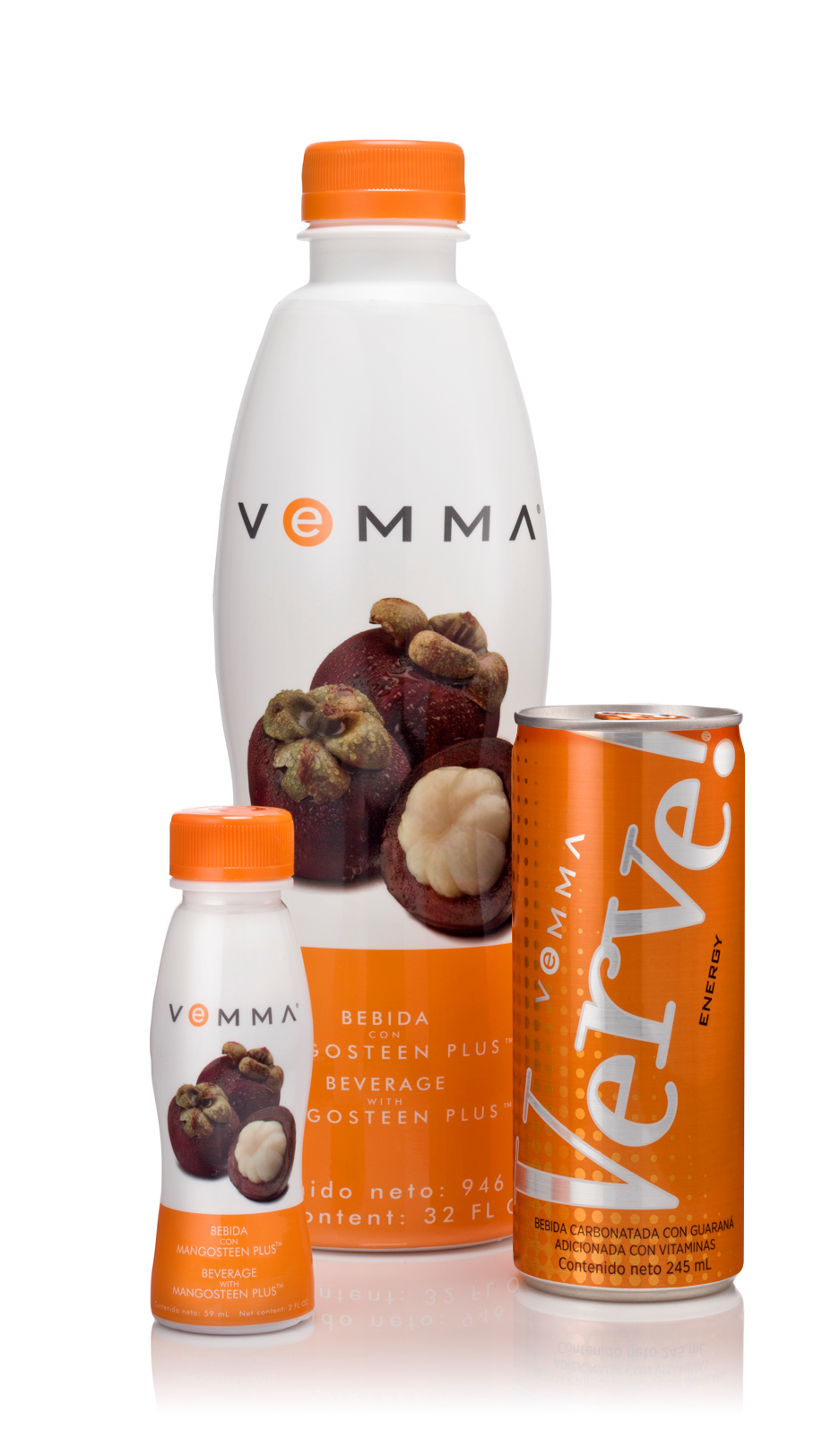 Vemma Mexico Product Offerings