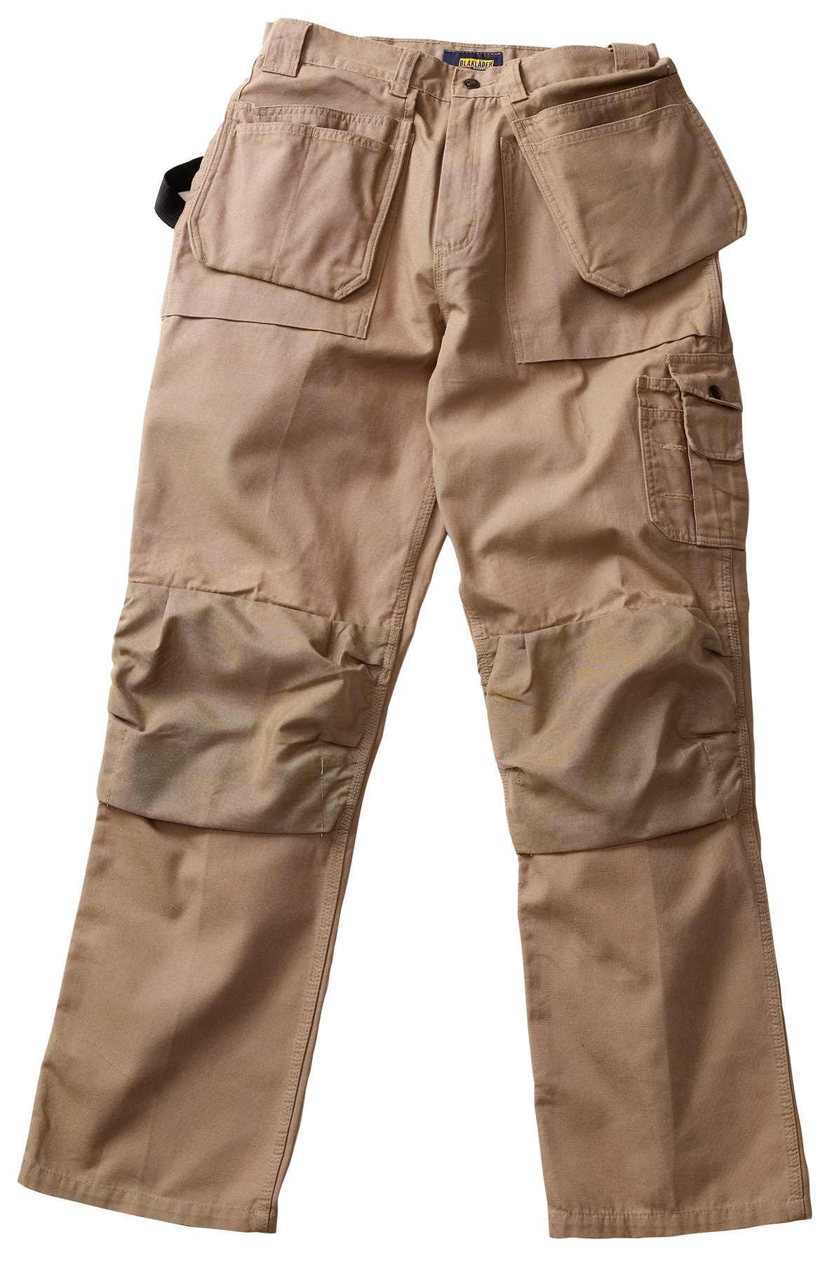 Bantam pant: Blaklader's Bantam Pant is made from 8 oz. cotton canvas, making it a lighter option for spring and summer. The Bantam pant is perfect for plumbers and HVAC-R professionals working in warmer climates.