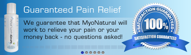 MyoNatural Guarantee