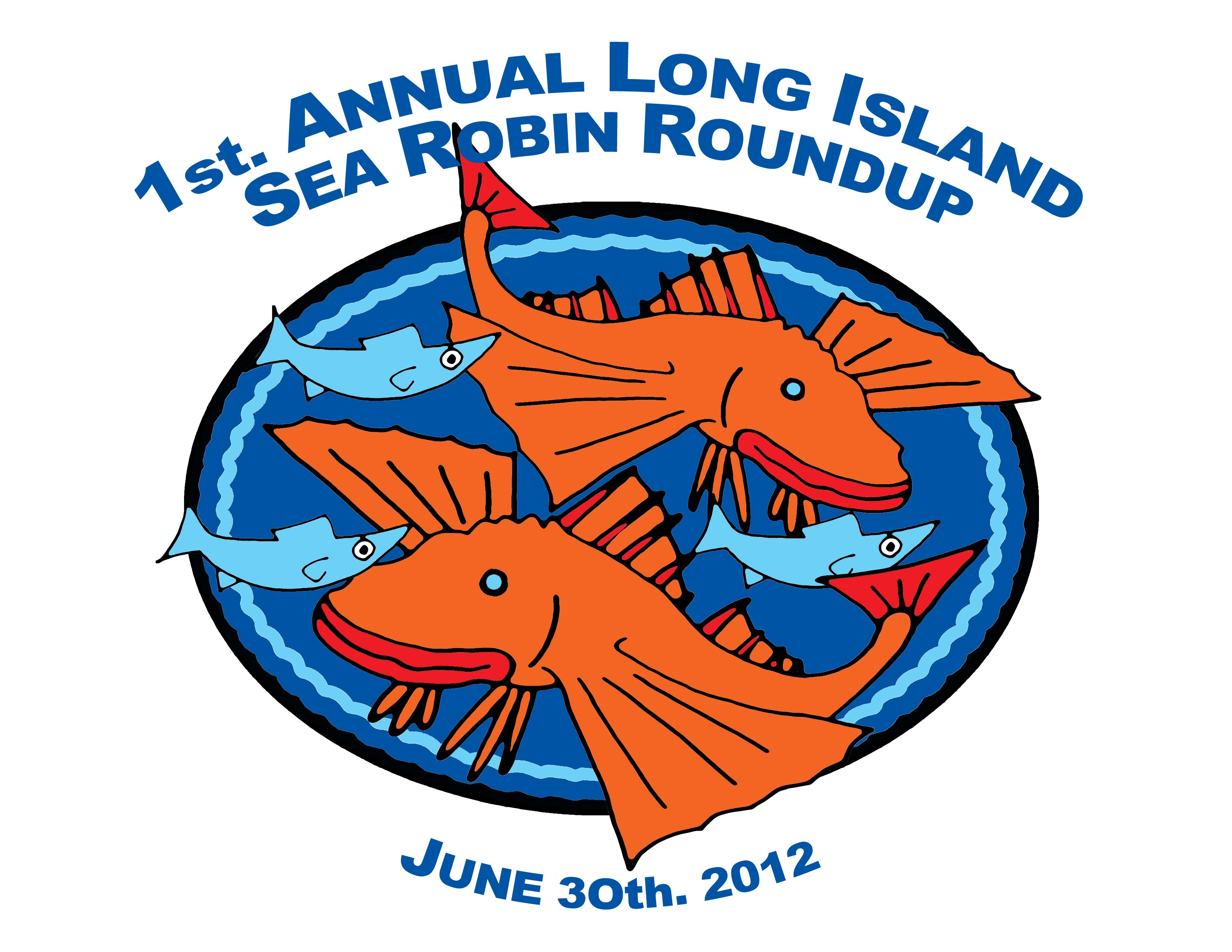 First Annual Long Island Sea Robin Roundup