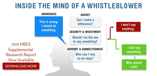 Inside the Mind of a Whistleblower