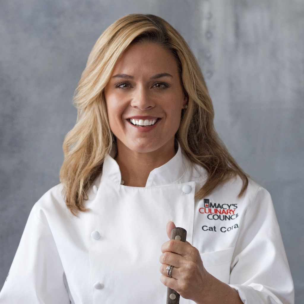 Iron Chef Cat Cora