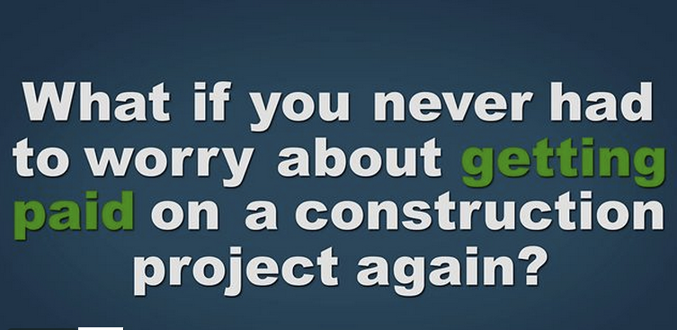 Zlien's services for controllers asks: What If You Never Had To Worry About Getting Paid On A Construction Project Again?