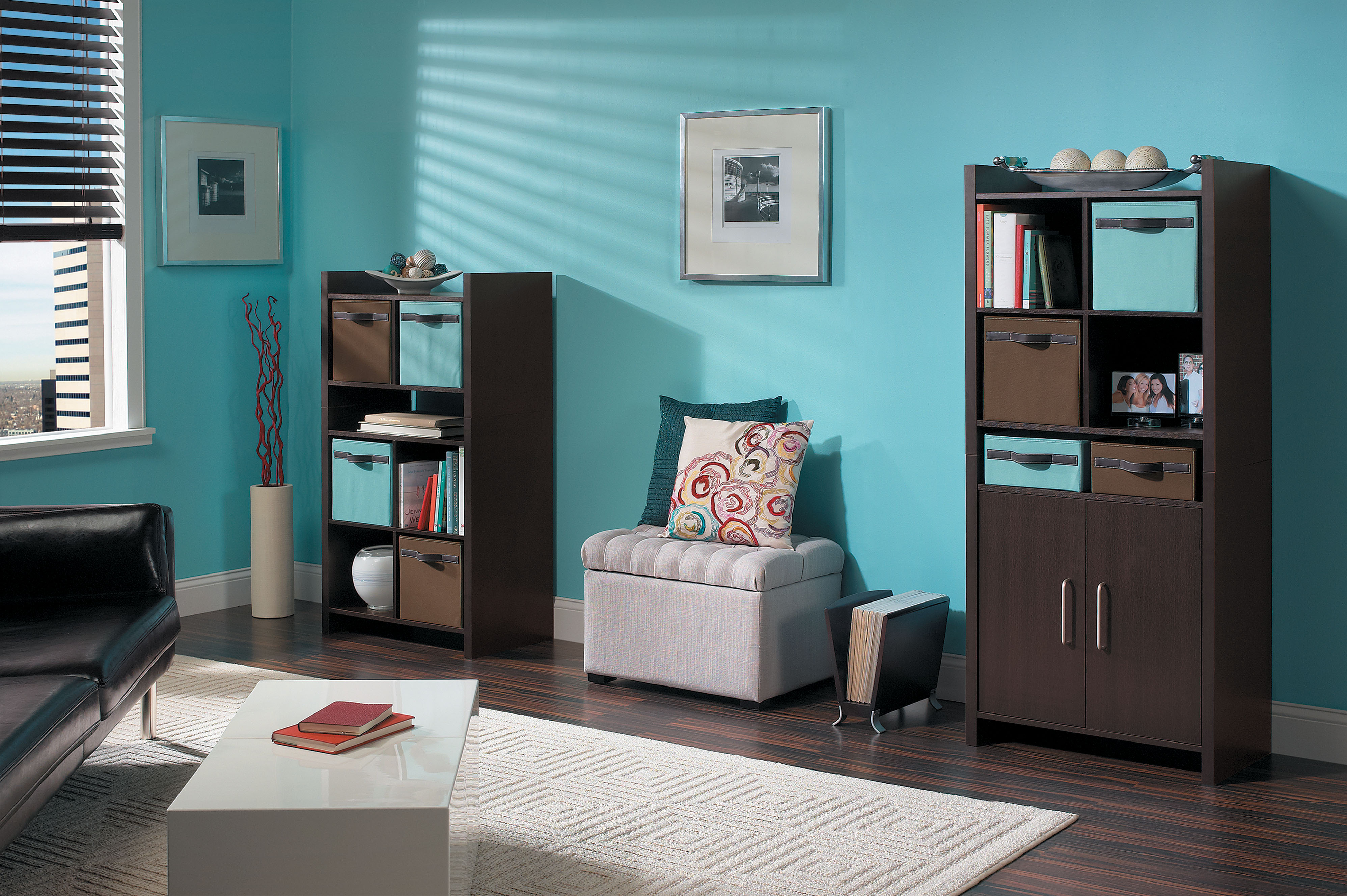 ClosetMaidu0027s New ArrangeMents Line Comes In Six Different Cabinet Styles,  Which Can Be Stacked,