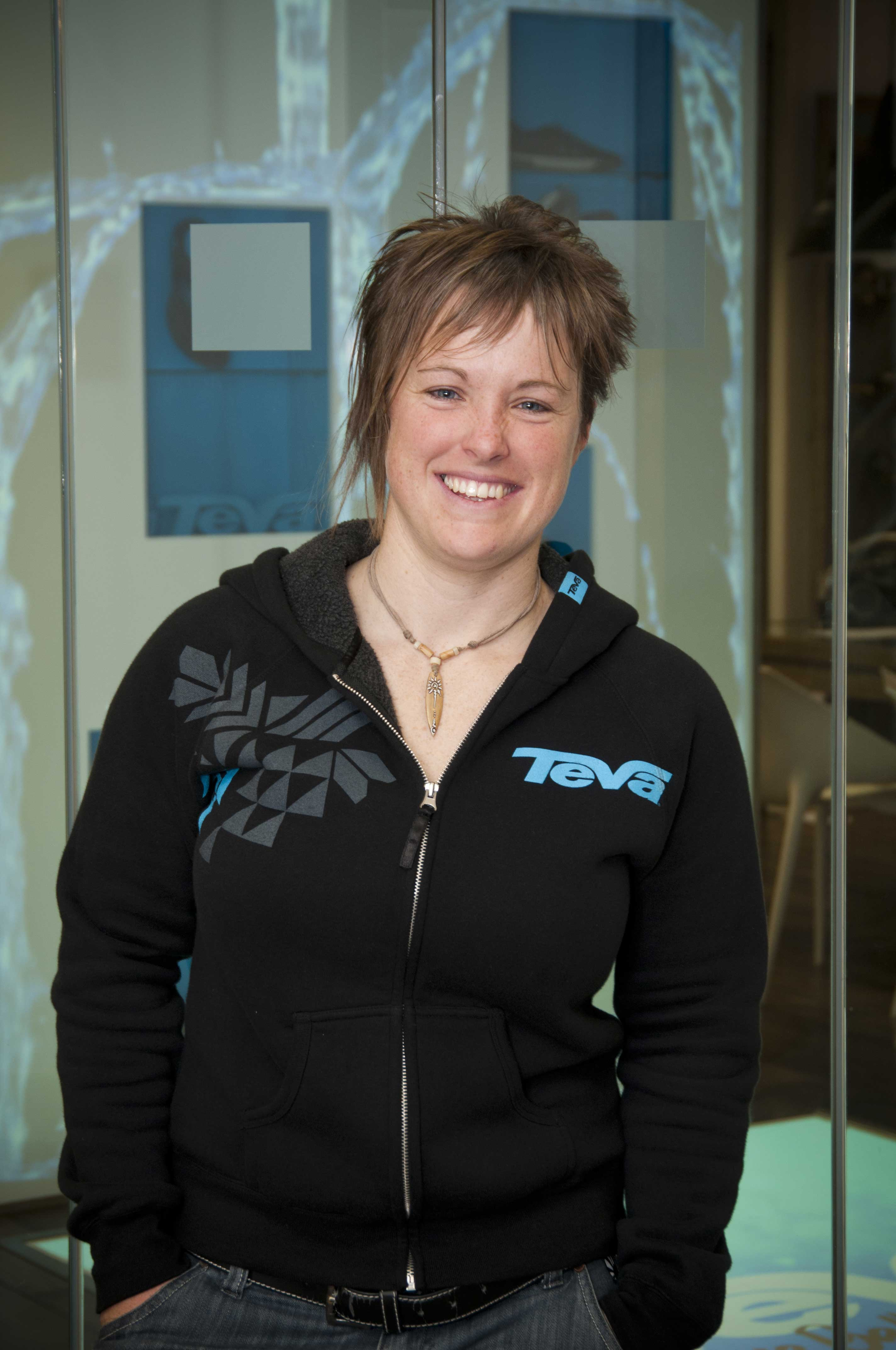 As part of her association with Teva, O'Hara will compete in the 2012 Teva Mountain Games in Vail, Colorado.