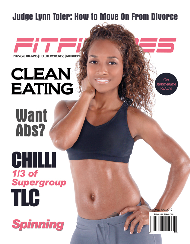 Chilli FitFigures Cover