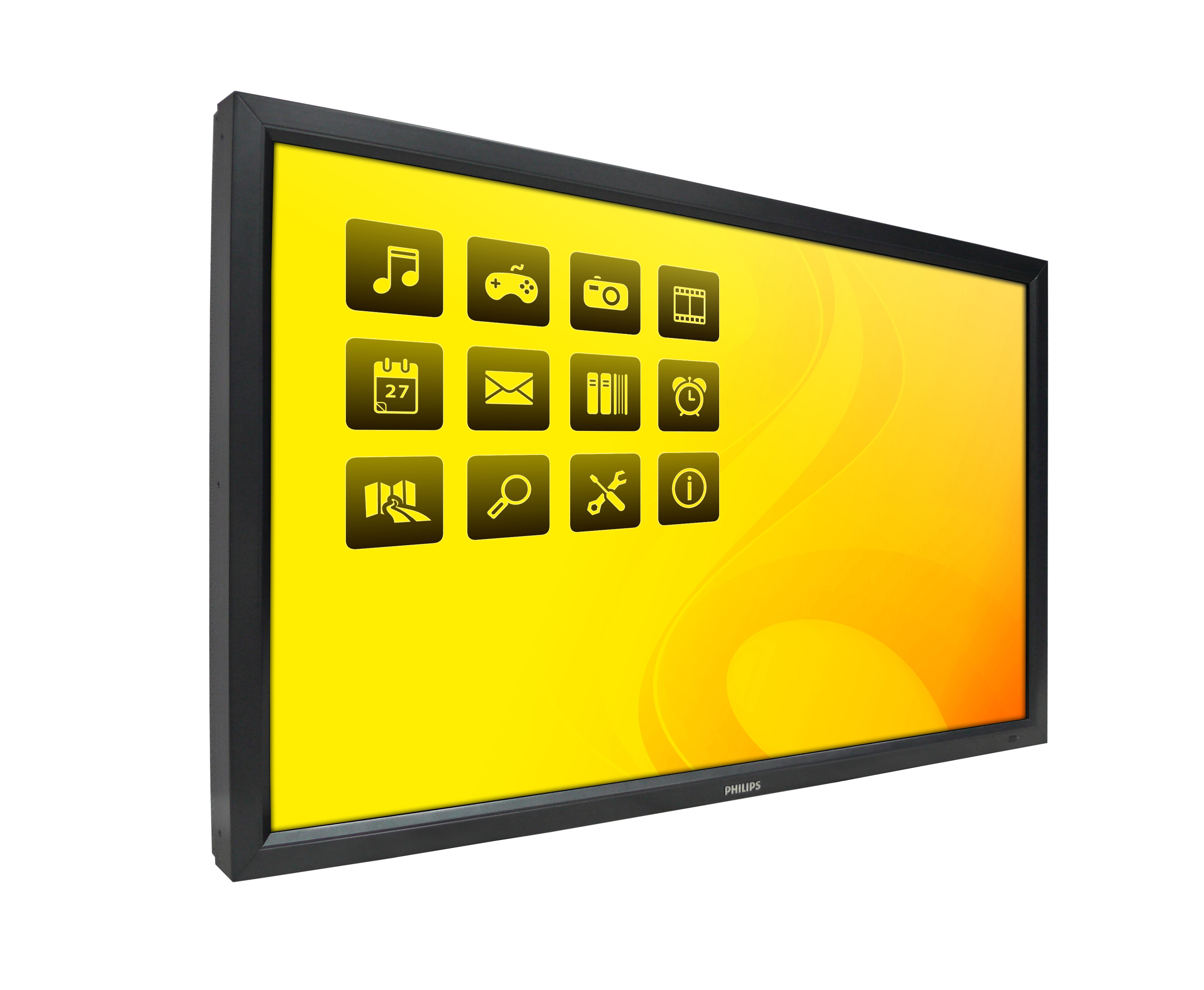 "55"" Multi-Touch HD LCD Display with OPS (BDL5545AT/27)"
