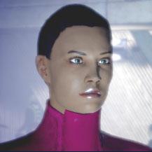 Mass Effect 3 - Gianna Parasini voiced by Wendy Braun
