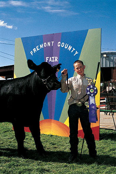 The 99th Fremont County Fair and Rodeo is July 28-August 4.