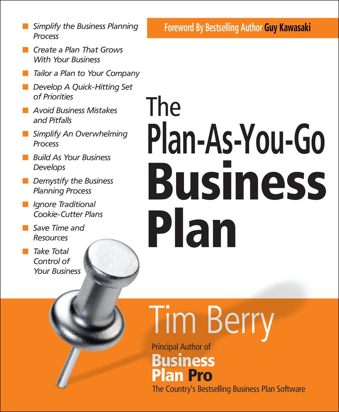 Business Plan Pro - Publish your Business Plan