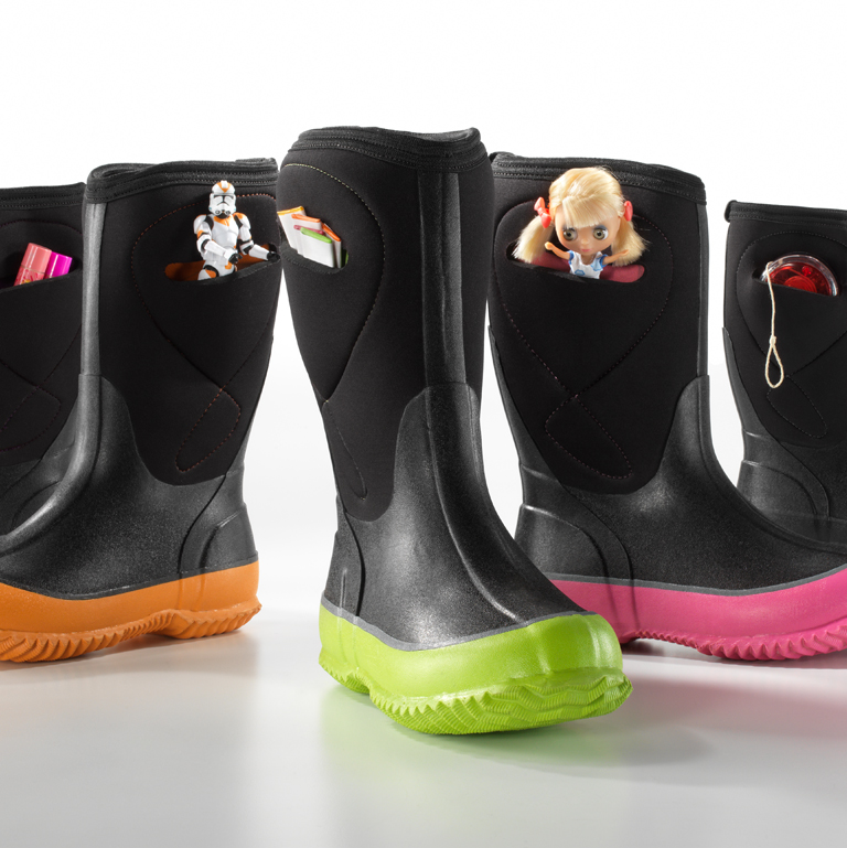 "LUME Footwear Asks, ""What Do Kids Put in Their Pockets?"""