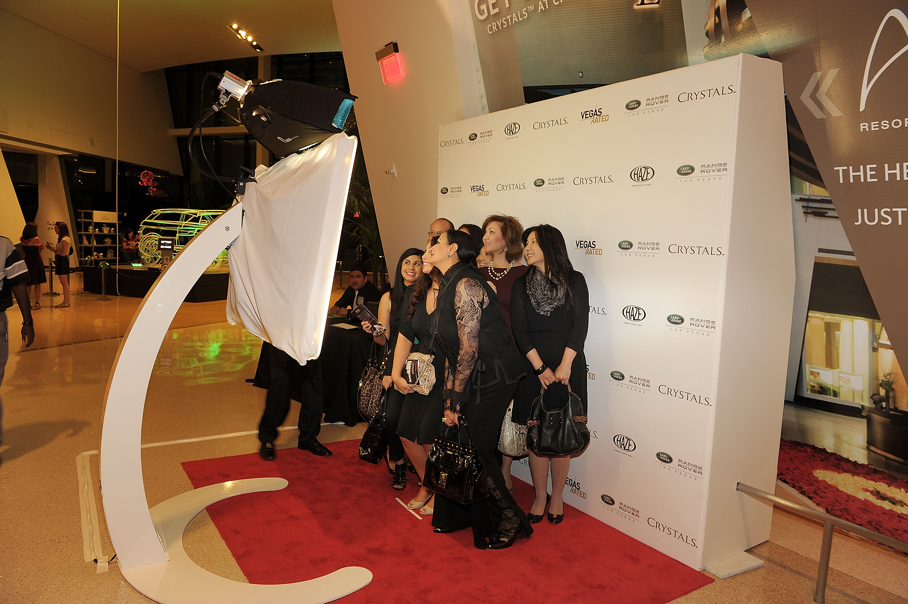 Fashion Icon Patricia Field Hosts 2012 Fashion 39 S Night Out At Las Vegas Crystals At Citycenter
