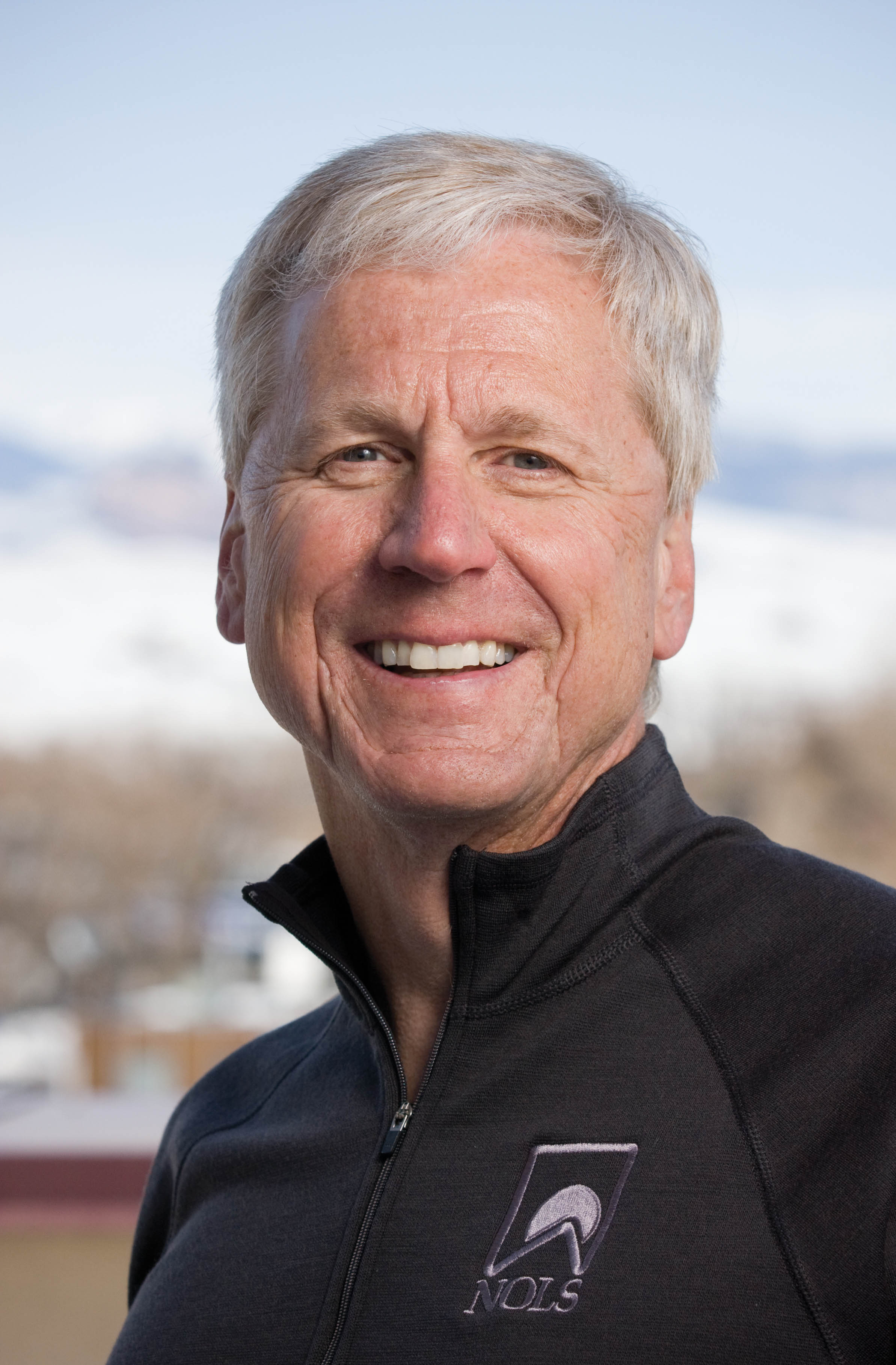 NOLS Executive Director John Gans will accept this honor during a celebration at the Winter Outdoor Retailer Winter Market Jan. 20.