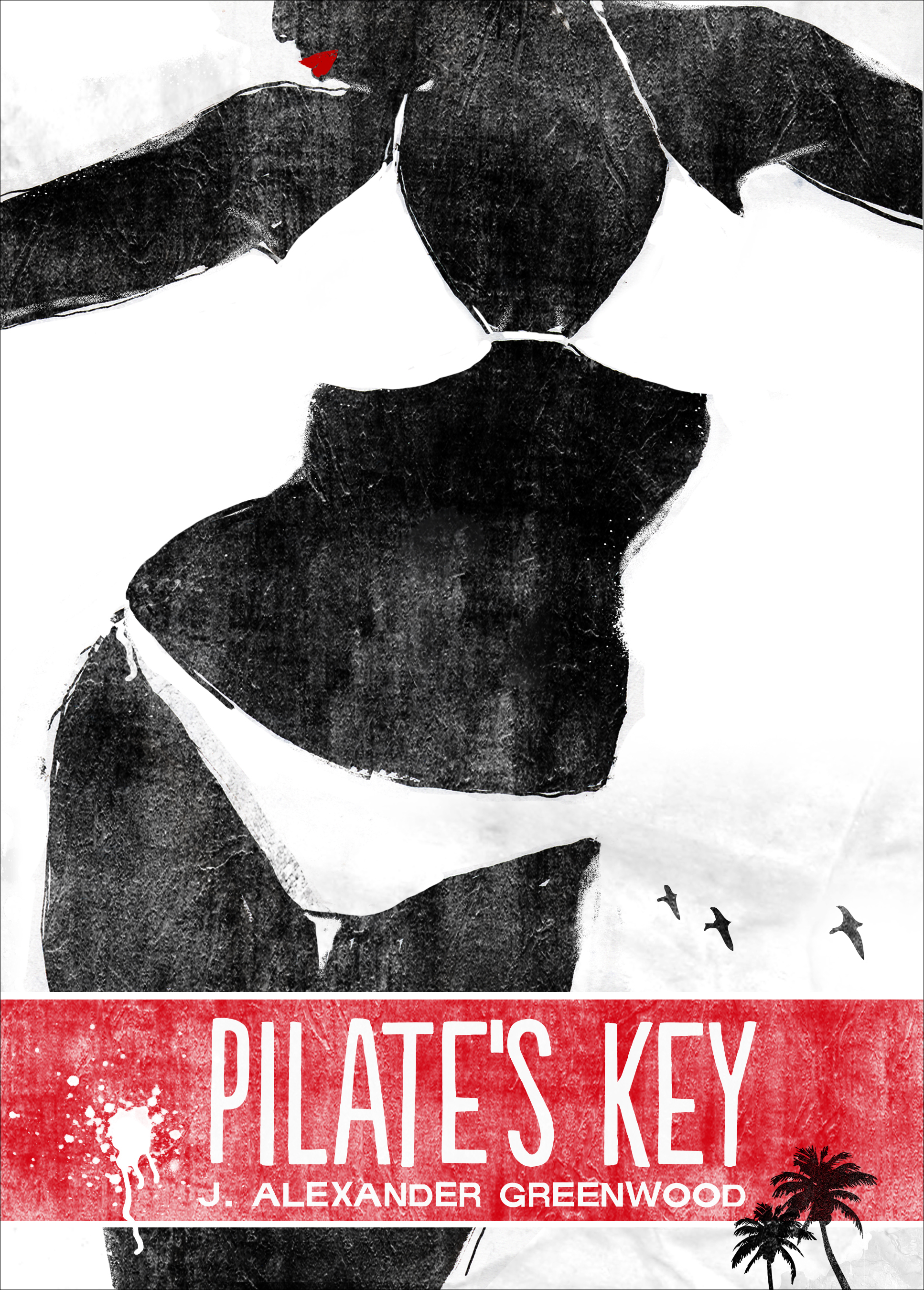 "Cover art for ""Pilate's Key"" by David A. Terrill."