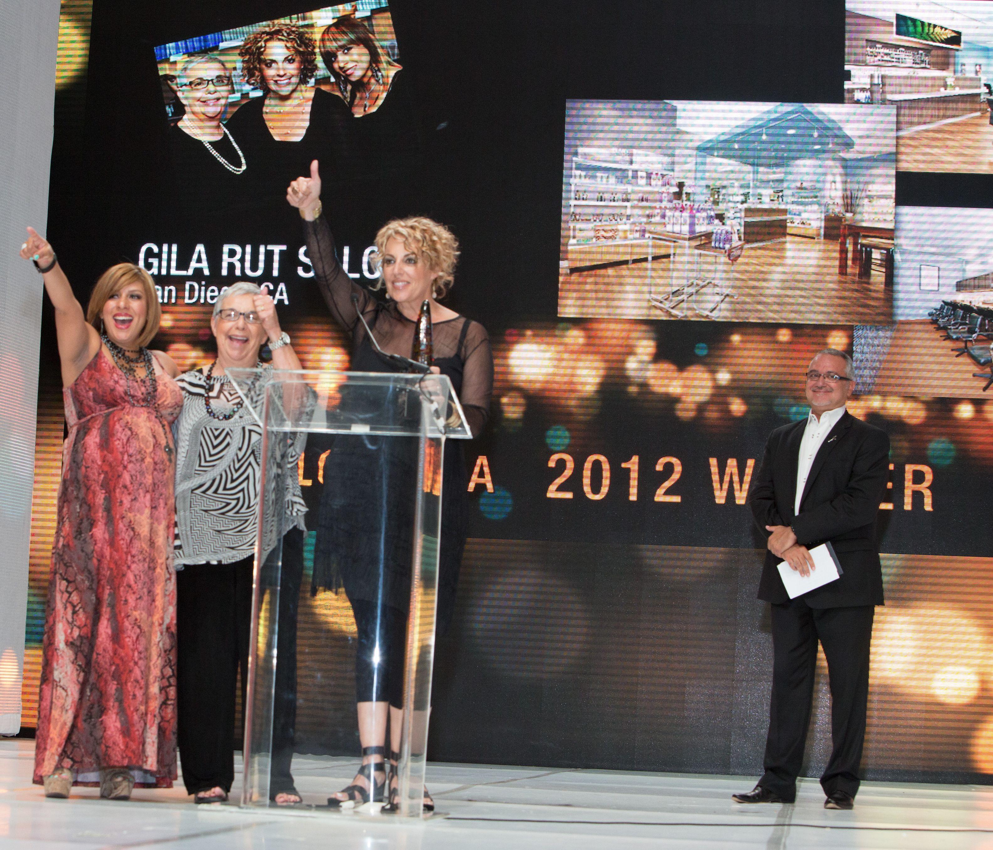 Gila rut aveda salons wins top mba 39 business award for Salon mba