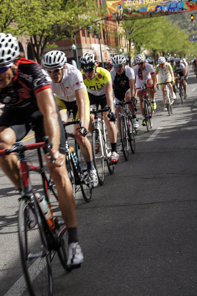 Durango will host the overall start of the USA Pro Challenge 2012 (Photo: Duffy Brook)
