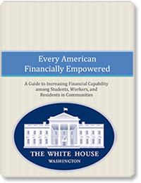 Financial toolkit, Every American Financially Empowered, cover.