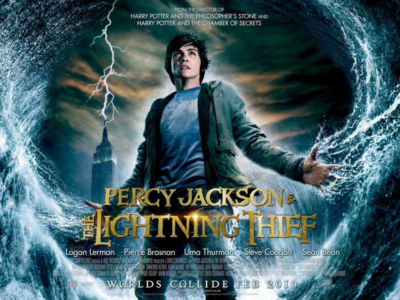 Percy Jackson & The Olympians: The Lightning Thief On Demand