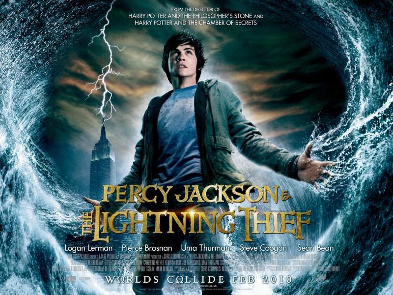 sc 1 st  Pitchengine & Percy Jackson u0026 The Olympians: The Lightning Thief On Demand azcodes.com