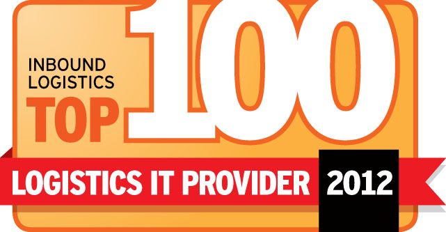 Inbound Logistics: Top 100 Logistics IT Provider
