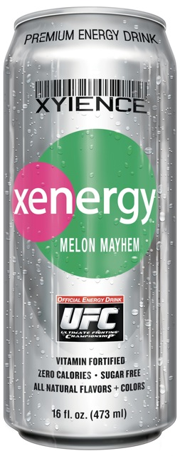 XYIENCE Xenergy Melon Mayhem