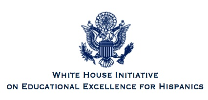 White House Initiative for Excellence in Education for Hispanics Logo