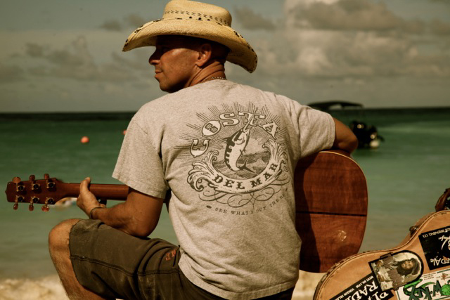 Kenny Chesney continues his partnership with Costa Sunglasses with the design of five new Limited Edition styles.