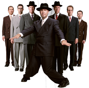 "The Big Bad Voodoo Daddy's, known as ""America's favorite little big band"" will get audiences out of their seats and on their feet with their mix of Dixieland, big-band music and original dance tunes."