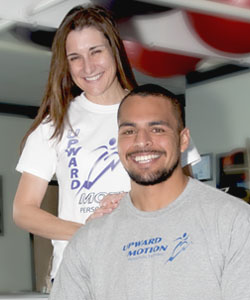 Personal Trainer Albuquerque - Upward Motion Personal Training ALbuquerque Personal Trainer Luis Alvidrez