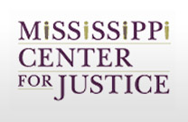 Mississippi Center for Justice logo