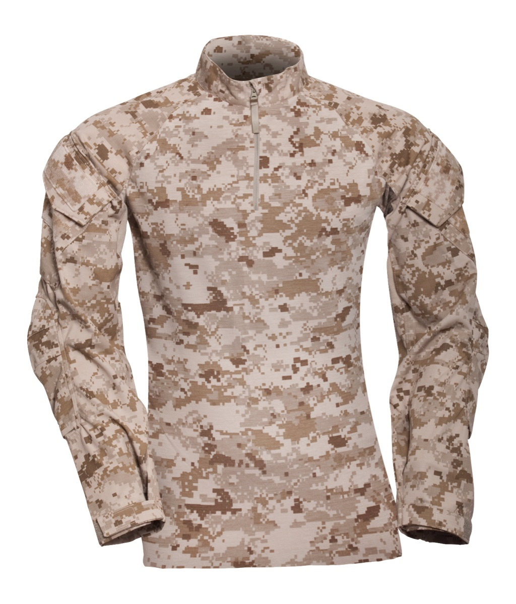 Special Operations Forces' Protective Combat Uniform Level 9 Shirt with Polartecr Power Dryr