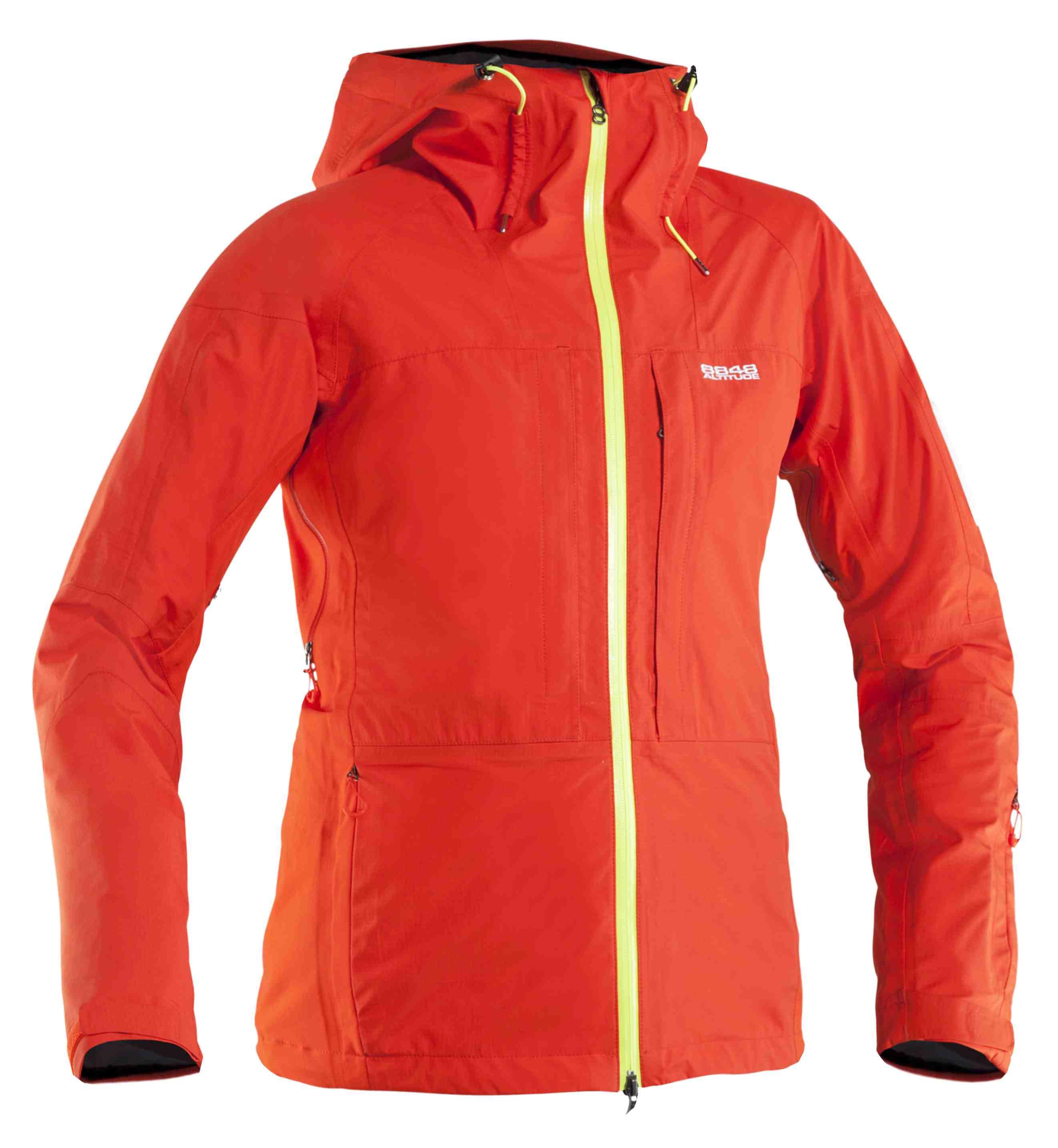 8848 Altitude women's Kenza Jacket with Polartecr NeoShellr