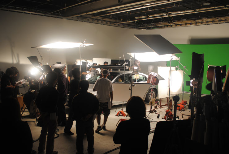 Bayshore Studios shot commercials, music videos, corporate video and independent features.