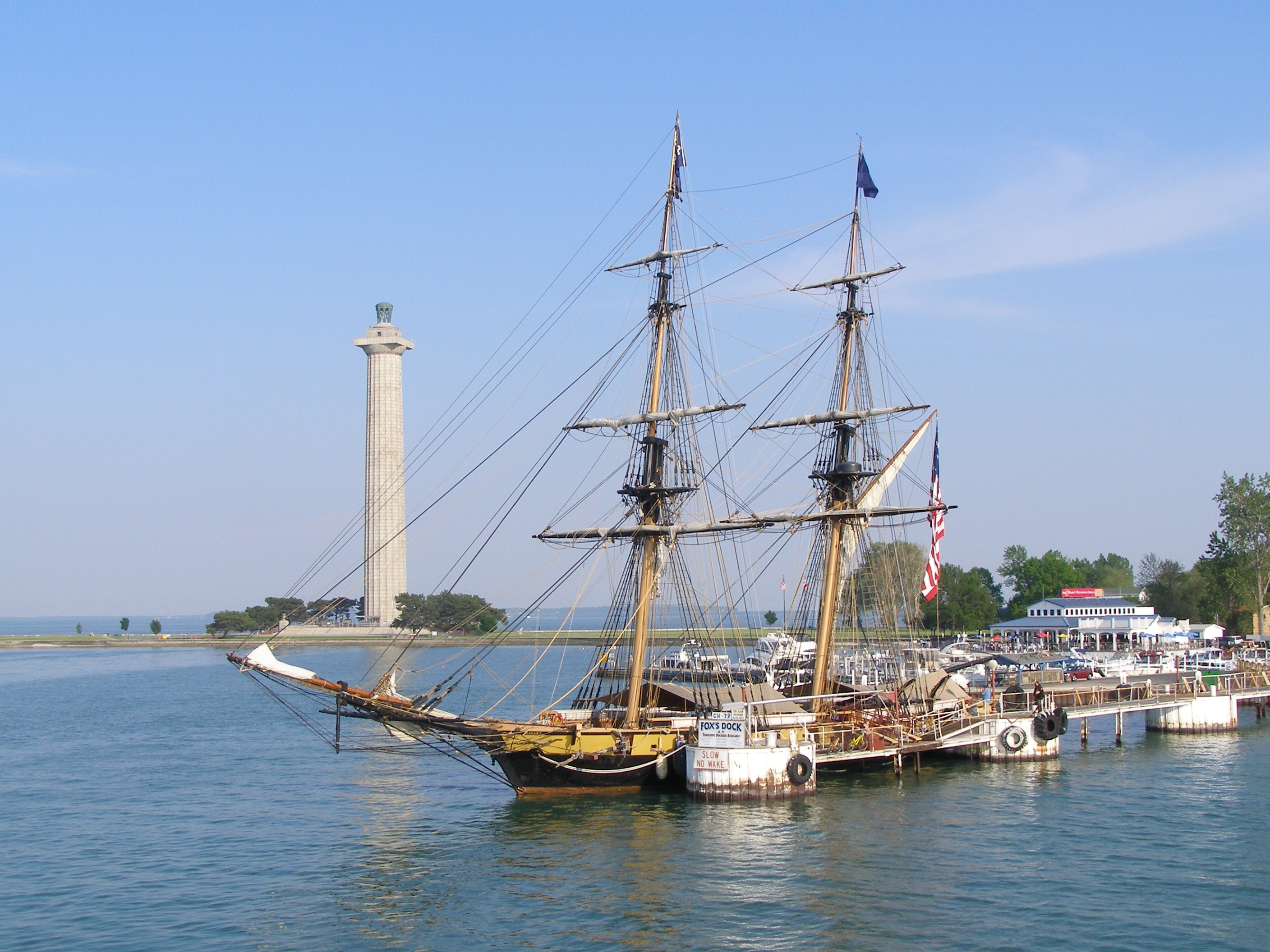 Niagara visits Put-in-Bay several times this summer.