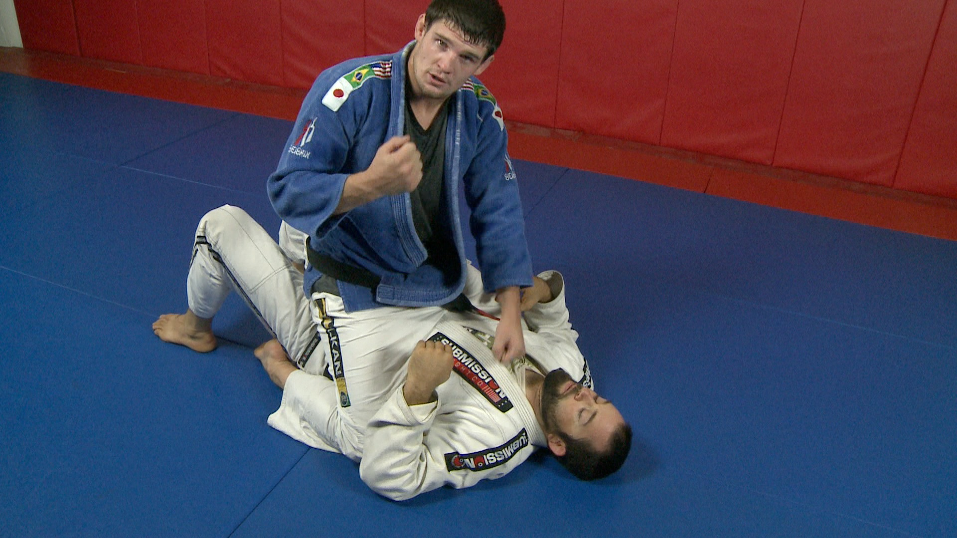 ATAC TV MMA Basics Moves of BJJ