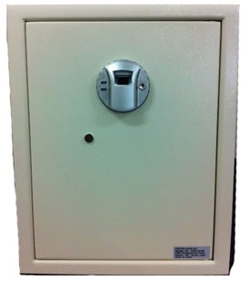 Protex FW-1814Z Wall Mounted Safe with Fingerprint Lock