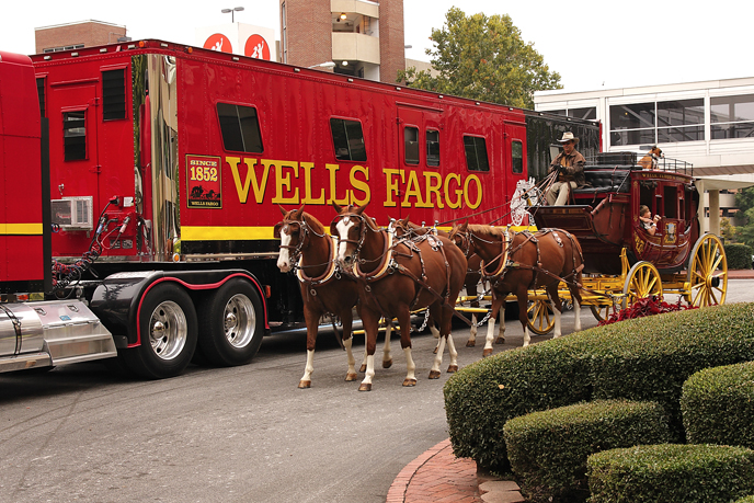 Wells Fargo Stagecoach Drawing The Wells Fargo Stagecoach