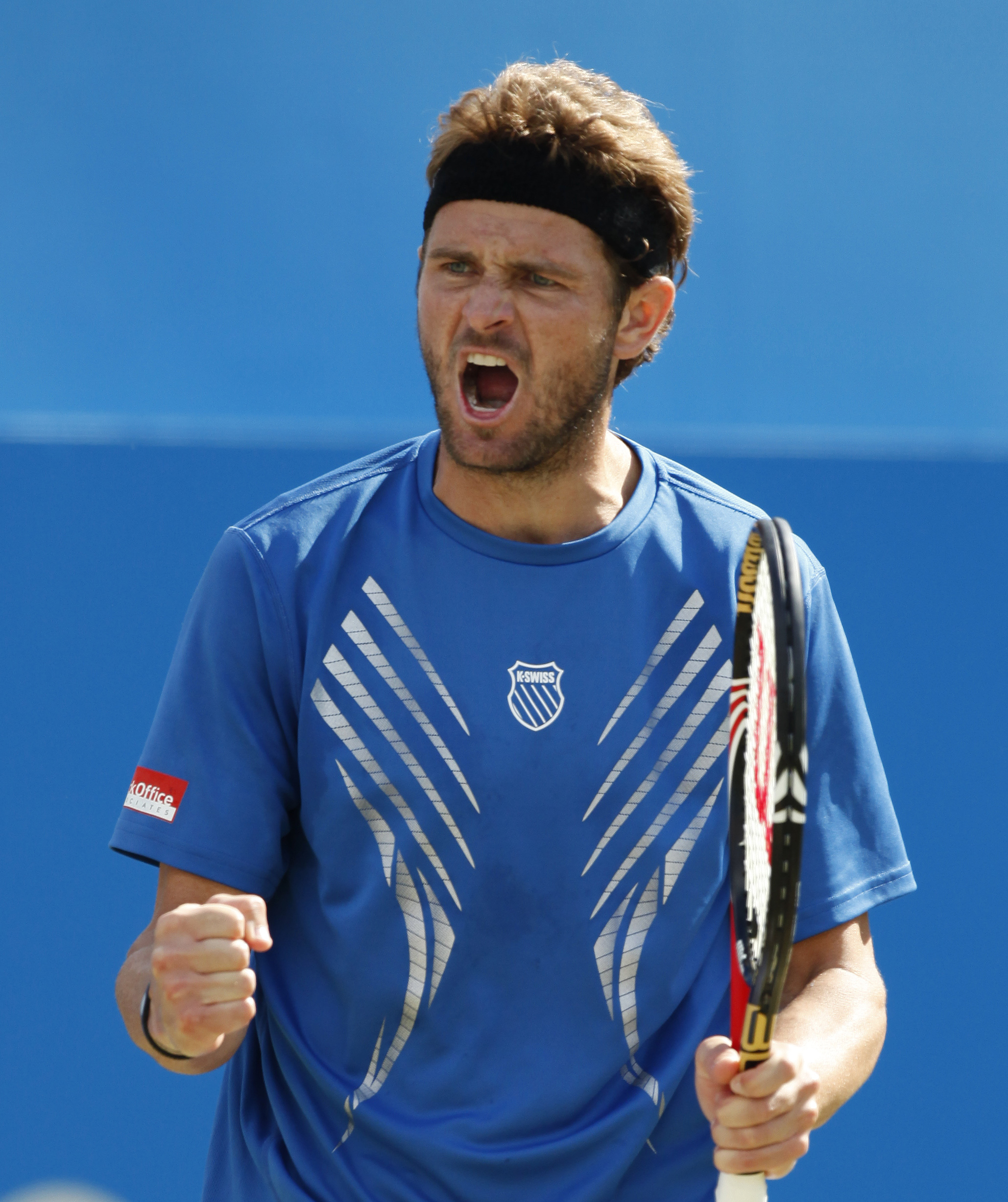 Mardy Fish, Getty Images