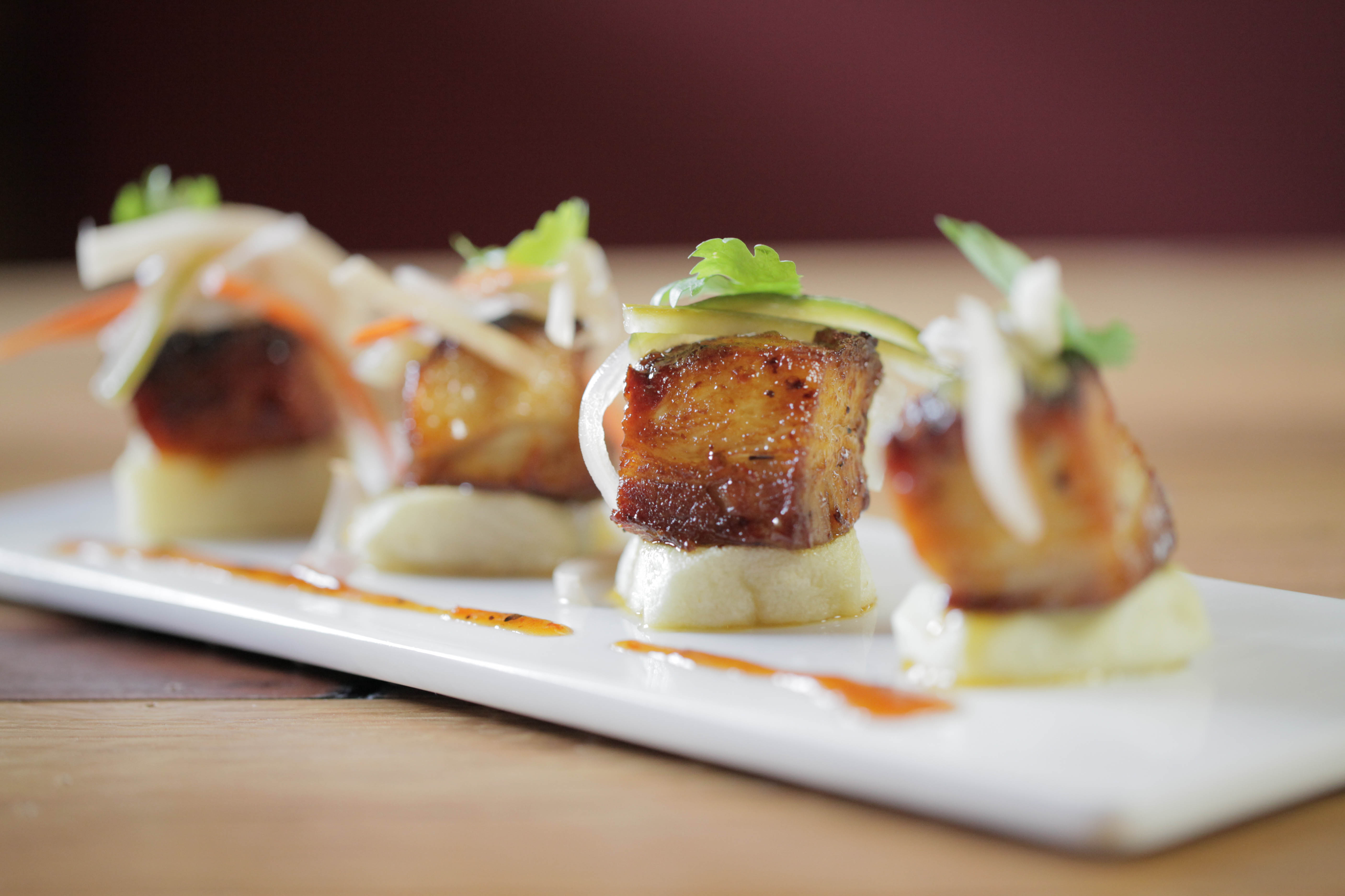 Providence New American Kitchen Reminiscent of a Midwest Supper