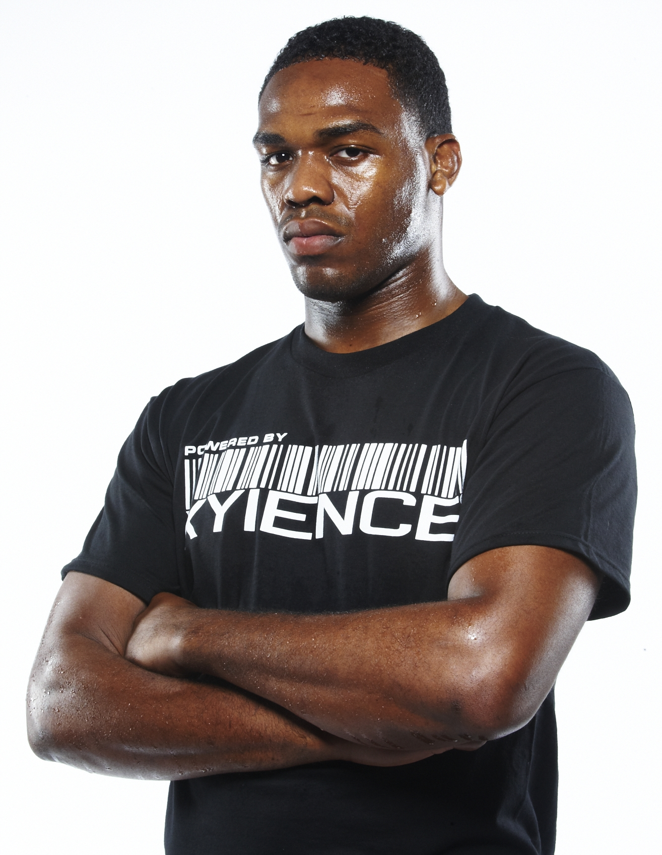 XYIENCE athlete Jon Jones
