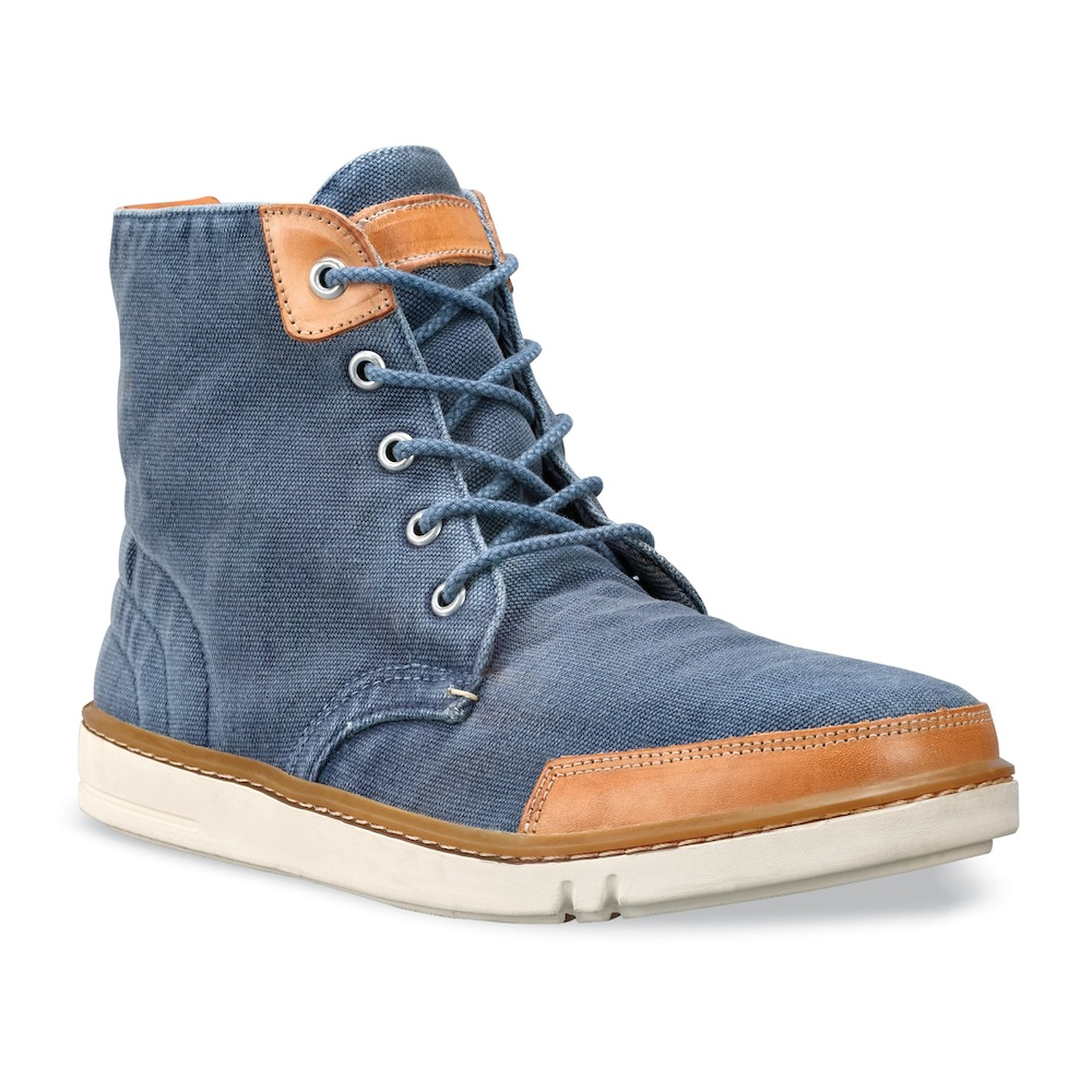 Men's Earthkeepersr Hookset Handcrafted Fabric Boot