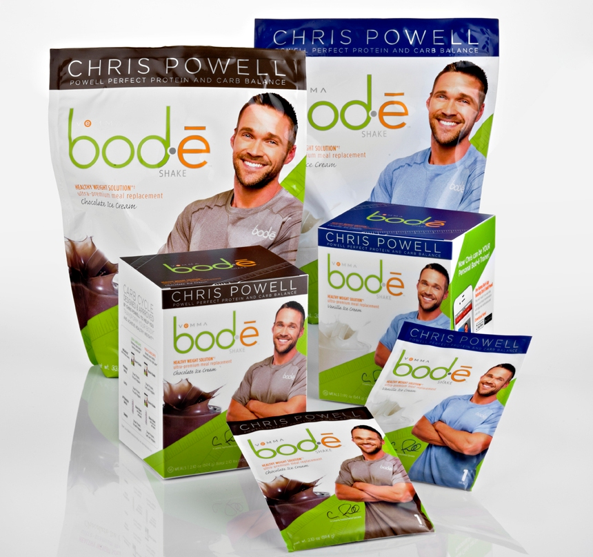 The Chris Powell Bod-e Shake