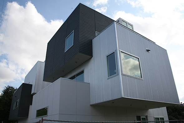 5301 chenevert architect intexture architects offered by dreamscape modern - Houston Modern Homes