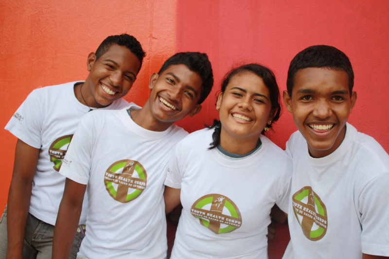 Children International has over 150,000 youth from 12-19 years in its programs.