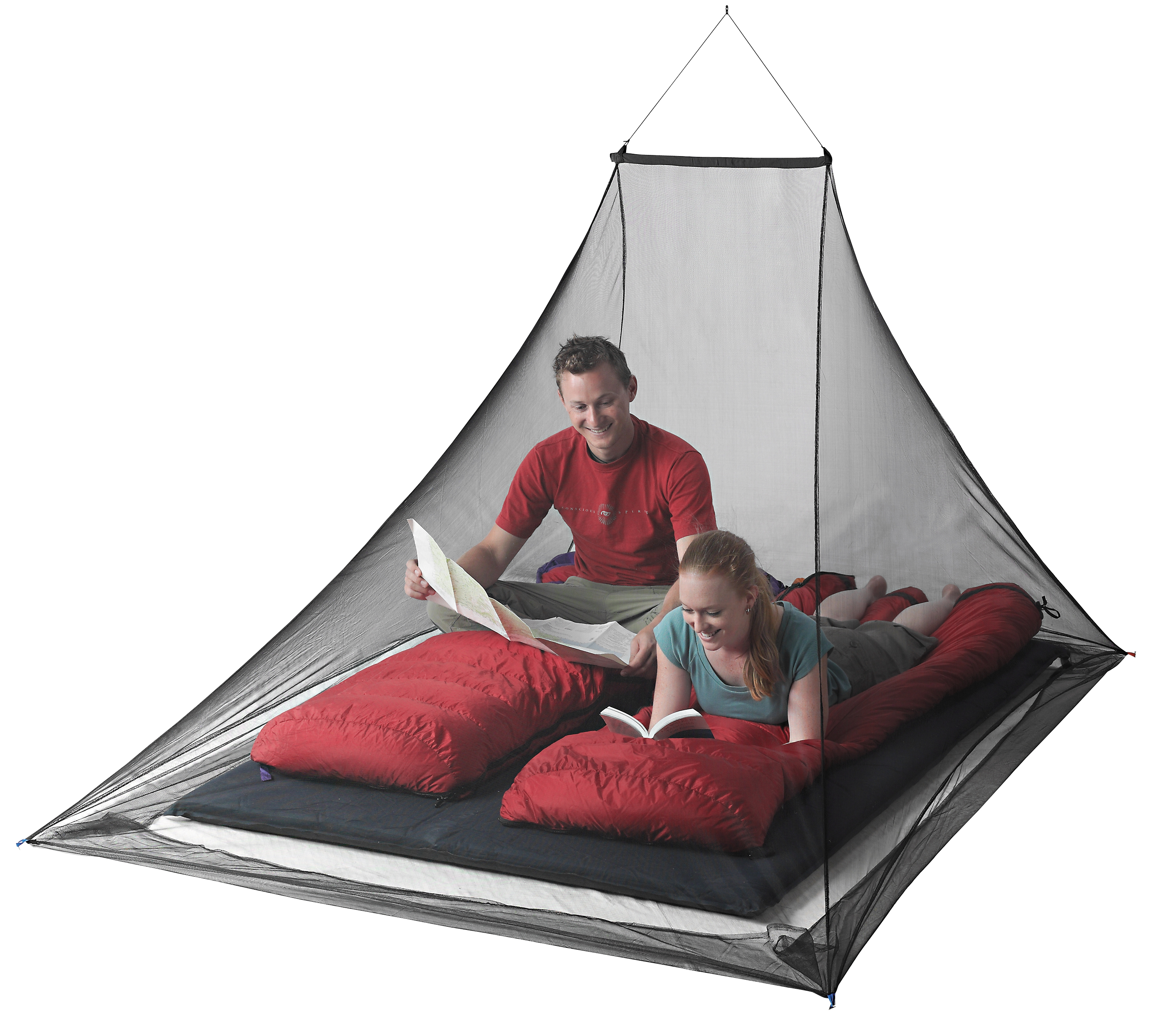 Sea to Summit Mosquito Net with Insect Shield