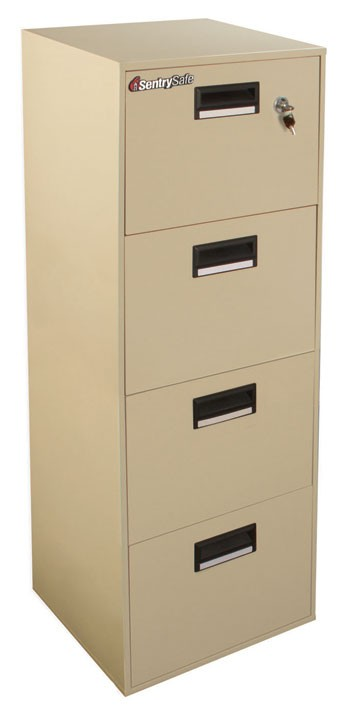 Sentry Safe 4B2100 Fire-Safe Filing Cabinets