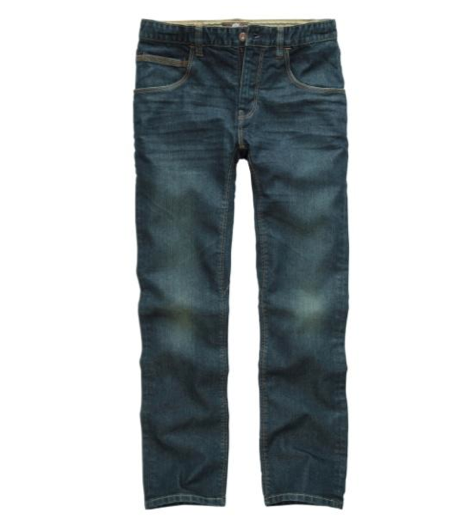 Men&#39;s Water Resistant Tilt Denim Jean w/Cordurar Nylon