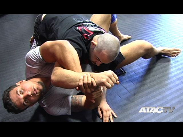 ATAC TV MMA wrist lock from bottom
