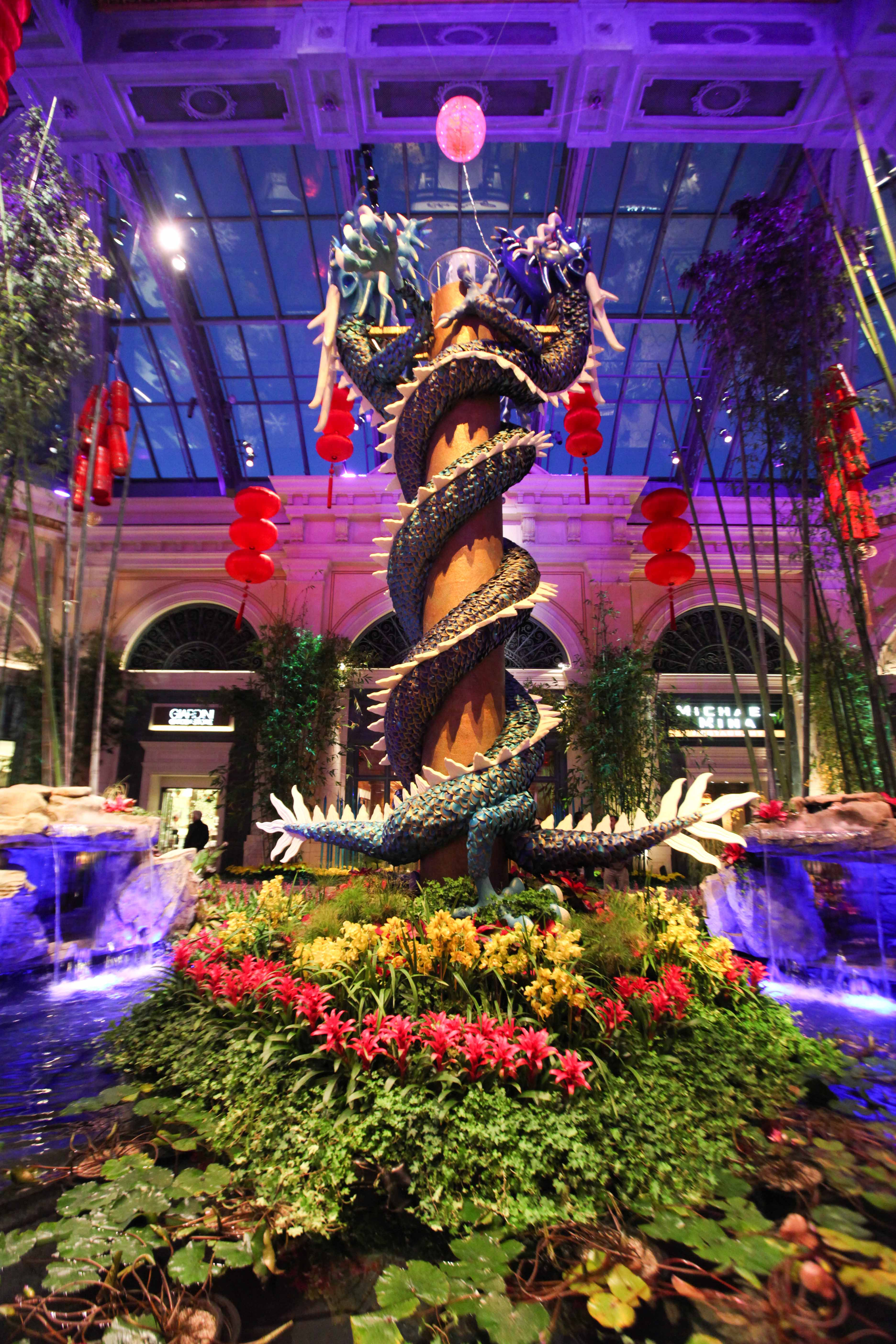 Ring In Chinese New Year 2012 With Mgm Resorts International