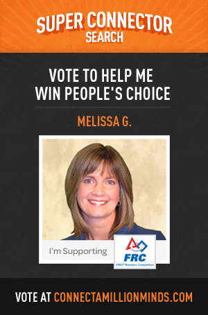 Rochester Local Winner- Melissa Gertner